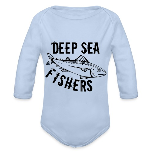 DSF - Vauvan pitkähihainen luomu-body