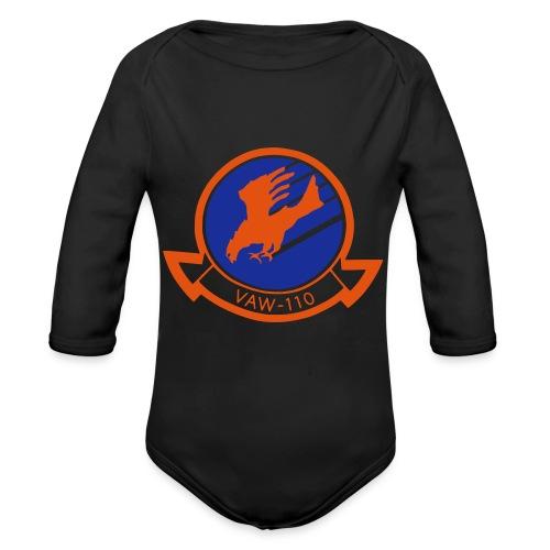 VAW - Organic Longsleeve Baby Bodysuit