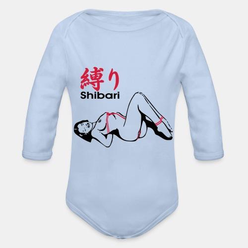 bound Shibari 2col - Baby Bio-Langarm-Body