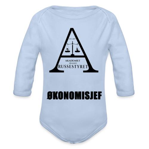 Økonomisjef eks. 2 - Økologisk langermet baby-body