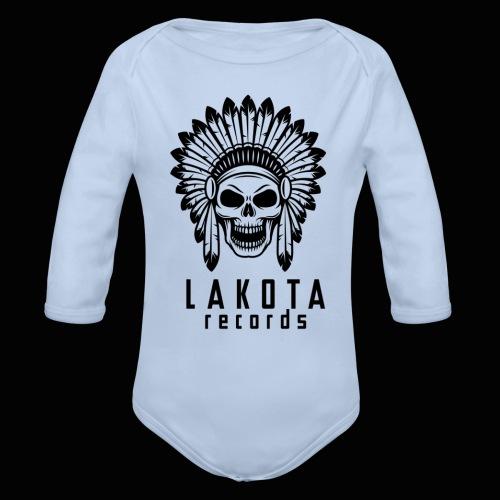 LAKOTA Dance - Baby Bio-Langarm-Body