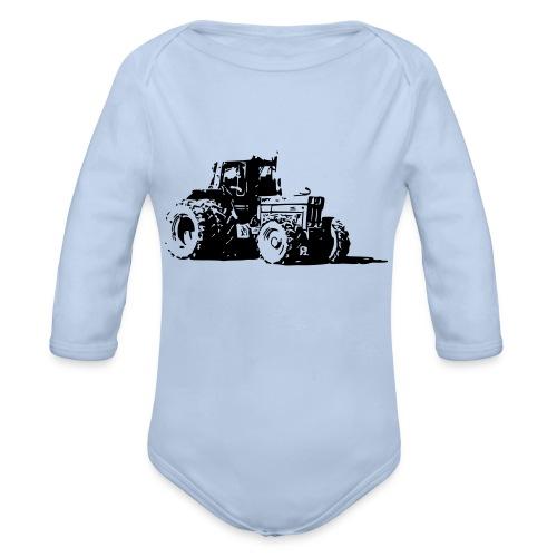 IH1455 - Organic Longsleeve Baby Bodysuit