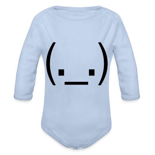 EGGHEAD - Organic Longsleeve Baby Bodysuit