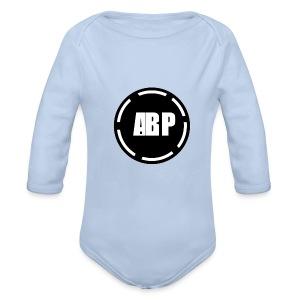 | - Økologisk langermet baby-body