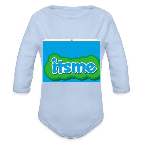 #itsme - Baby Bio-Langarm-Body