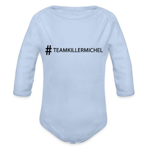 killermichel - Baby Bio-Langarm-Body