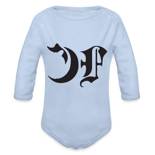 CF cropped - Organic Longsleeve Baby Bodysuit