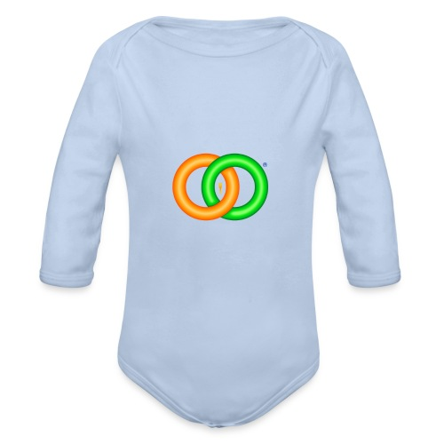 FineDineIndian - Organic Longsleeve Baby Bodysuit