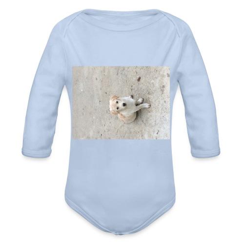 Dogg - Baby Bio-Langarm-Body