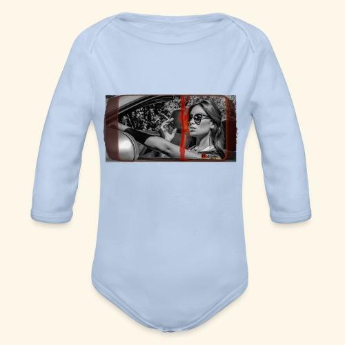 SUNGLASS - Body Bébé bio manches longues