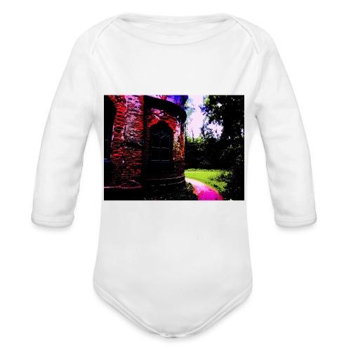 POP - Organic Longsleeve Baby Bodysuit