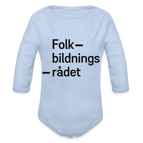 fbr_logo_SV - Ekologisk långärmad babybody