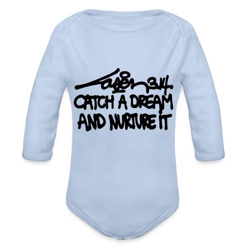 Hoodie - Organic Longsleeve Baby Bodysuit