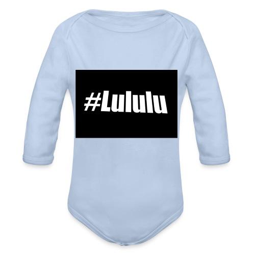 #LULULU Geschenke - Baby Bio-Langarm-Body