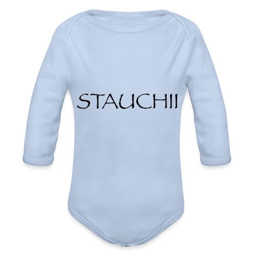 Stauchii - Baby Bio-Langarm-Body