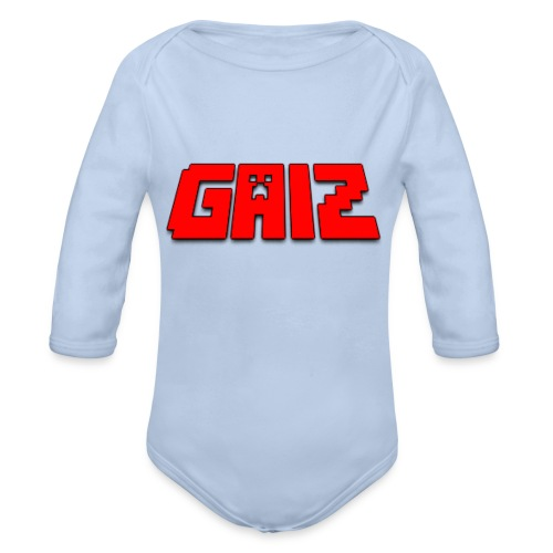 FOXY 147! - Body ecologico per neonato a manica lunga