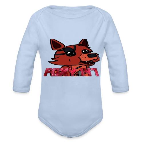 foxy 147-gaiz-maglia edizione speciale! - Body ecologico per neonato a manica lunga