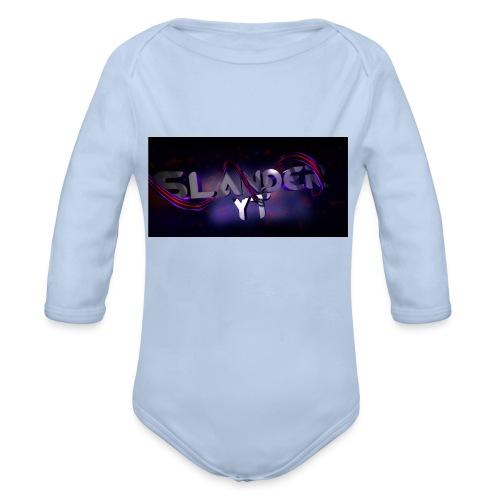 Sonder Kollektion - Baby Bio-Langarm-Body