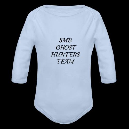 SMB GHT´S OFFICIELLA TEXT - Ekologisk långärmad babybody