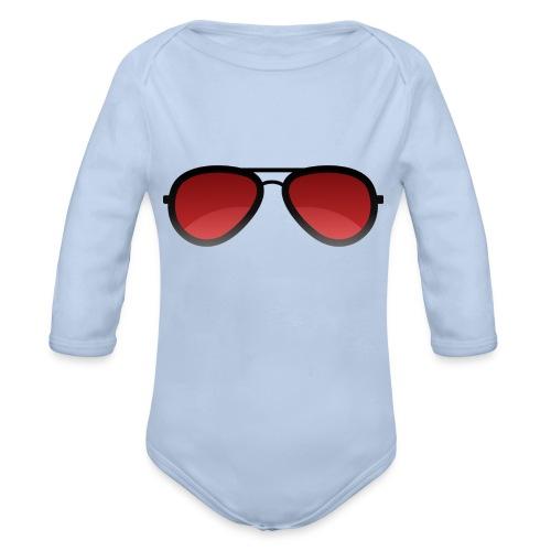 Enzed Sunglass - Body Bébé bio manches longues