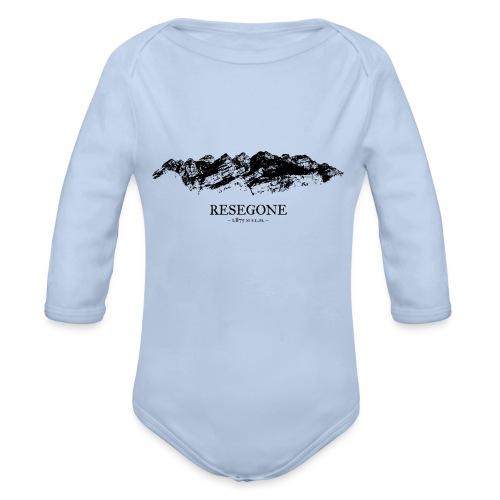 GoClassic   Resegone - Body ecologico per neonato a manica lunga