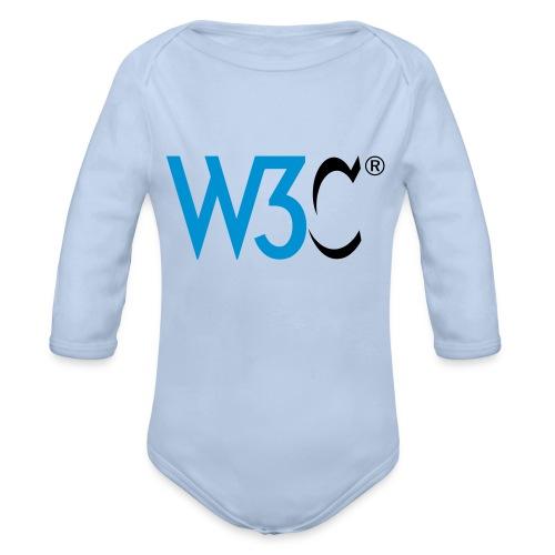 w3c - Organic Longsleeve Baby Bodysuit