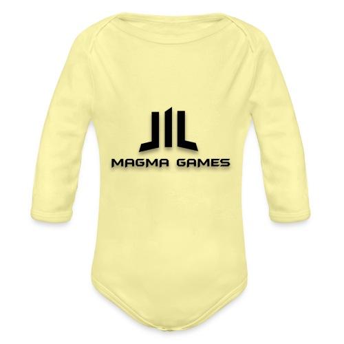 Magma Games 5/5s hoesje - Baby bio-rompertje met lange mouwen