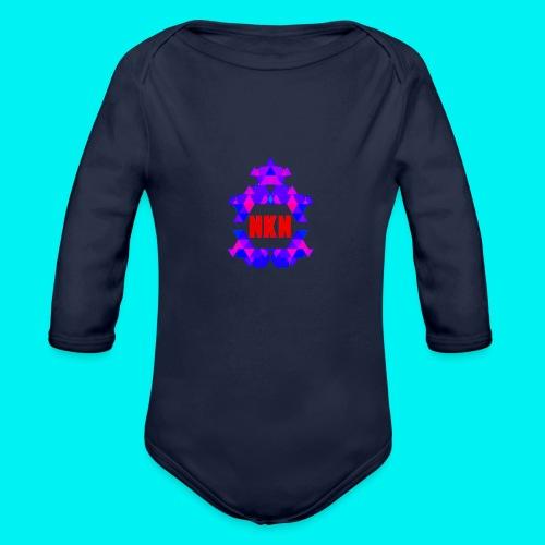 Nebuchadnezzar The Bag - Organic Longsleeve Baby Bodysuit