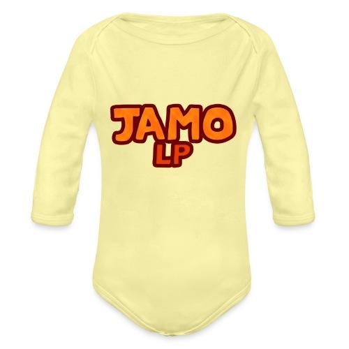 JAMOLP Logo Mug - Langærmet babybody, økologisk bomuld