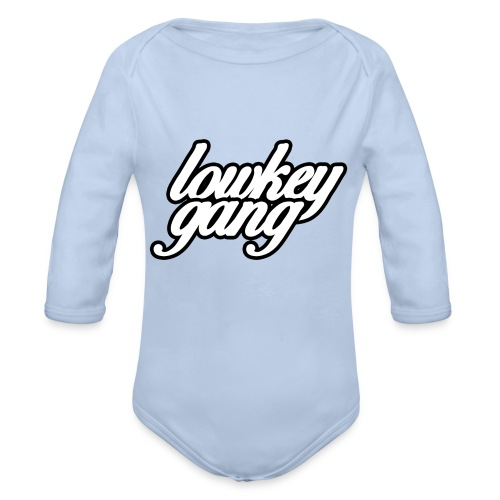 LowkeyGang Original - Body bébé bio manches longues