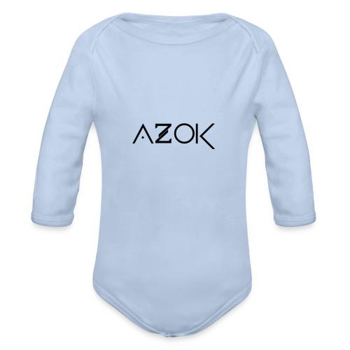 Azok - Organic Longsleeve Baby Bodysuit