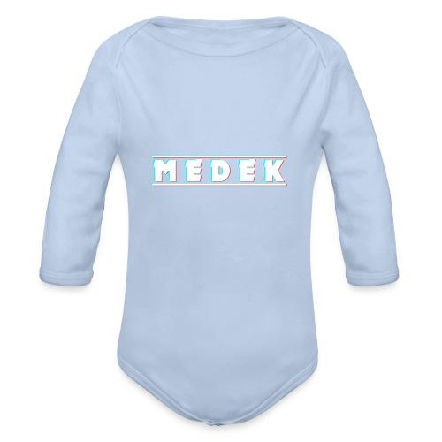 Medek - Baby Bio-Langarm-Body