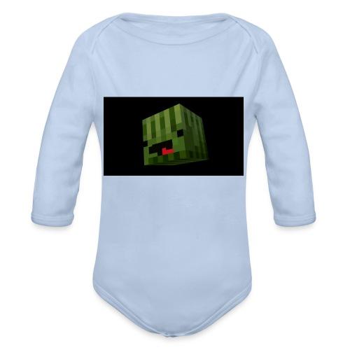 #MelonenCrew - Baby Bio-Langarm-Body