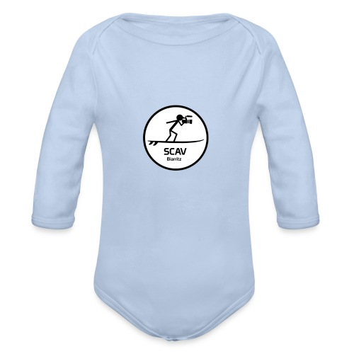 Sweatshirt Post Session - Body bébé bio manches longues