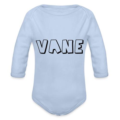 Vane - Clean'n'Simple - Baby Bio-Langarm-Body