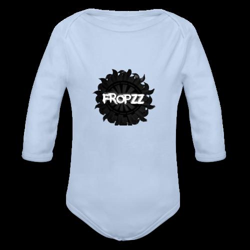 FropZz HD - Baby Bio-Langarm-Body