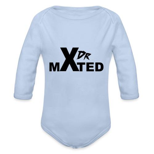 Dr mXted - Organic Longsleeve Baby Bodysuit