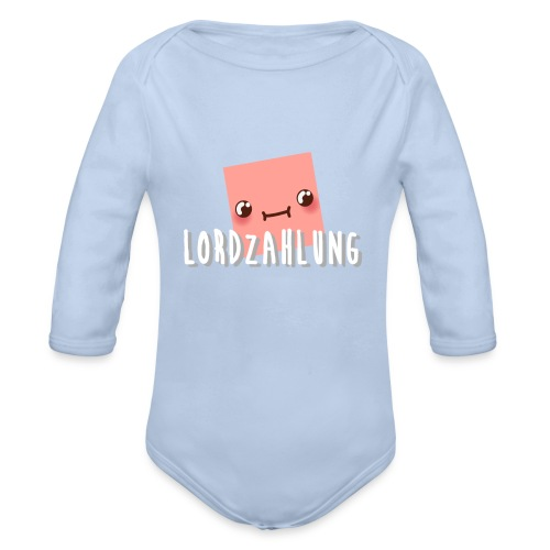 Lord payment - Organic Longsleeve Baby Bodysuit