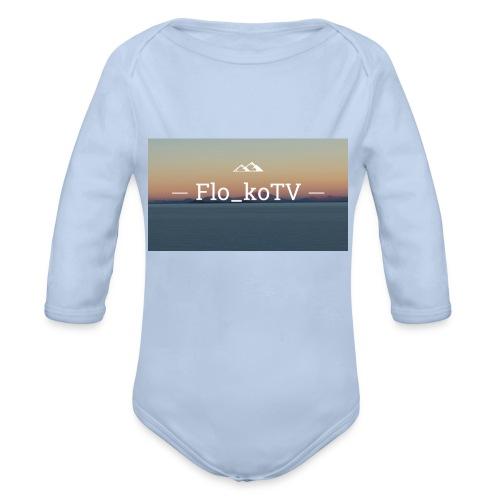 flo_koTV - Baby Bio-Langarm-Body