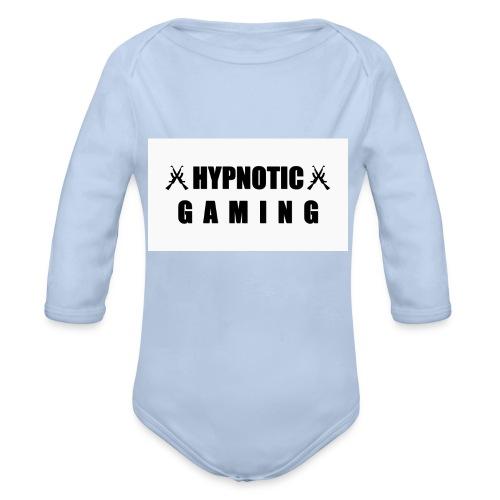 Hypn0tic - Ekologisk långärmad babybody