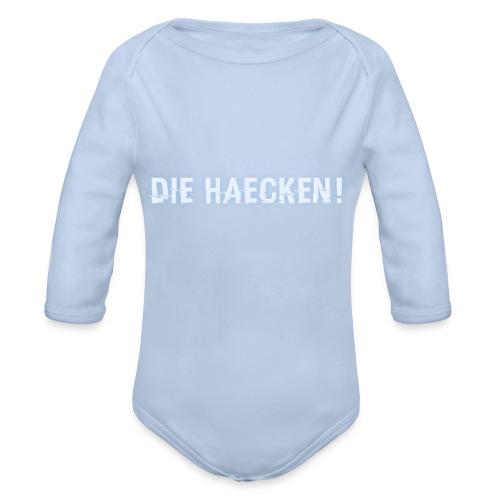 Lupo - DIE HÄCKEN! - Organic Longsleeve Baby Bodysuit
