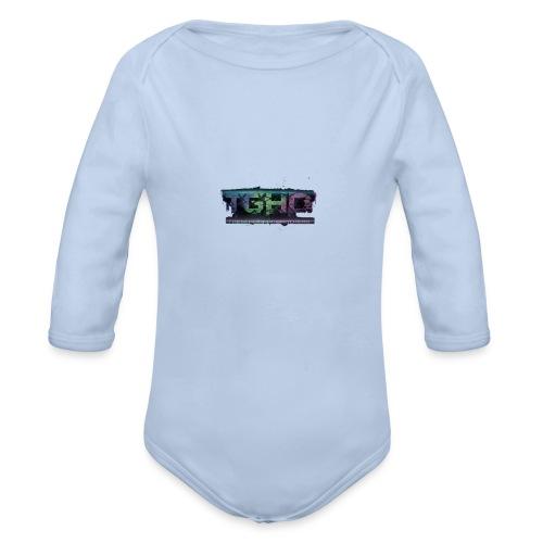 Clan Logo TGHD - Baby Bio-Langarm-Body