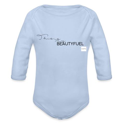 Beautyfuel Travel Mug - Organic Longsleeve Baby Bodysuit