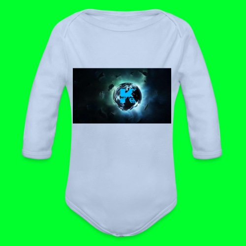 Produkt: - Baby Bio-Langarm-Body