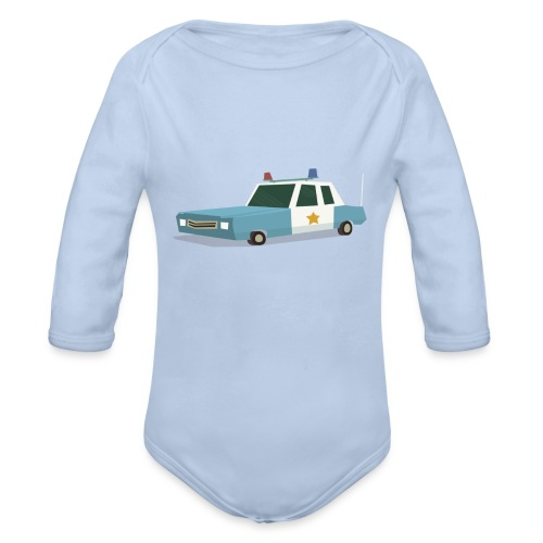 Calling all units - Organic Longsleeve Baby Bodysuit