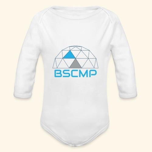 BSCMP - Baby bio-rompertje met lange mouwen