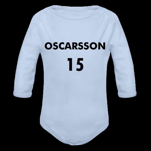 _OSCARSSON_15 - Ekologisk långärmad babybody