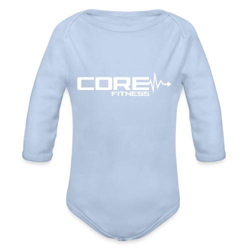 Core Sports Release #1 - Organic Longsleeve Baby Bodysuit