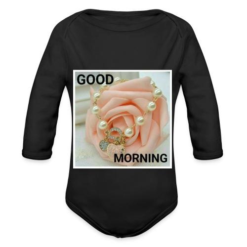 IMG 20180310 WA0014 - Organic Longsleeve Baby Bodysuit