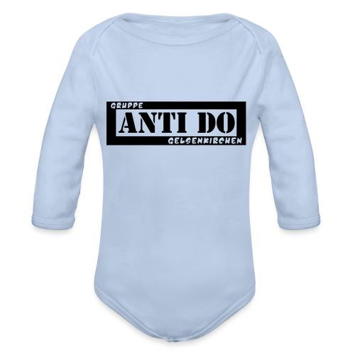 Anti Do - Baby Bio-Langarm-Body